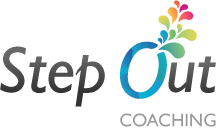 Step Out Coaching logo